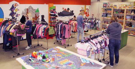 In der Faktum Kinderwelt Spielzeug kostenlos einkaufen