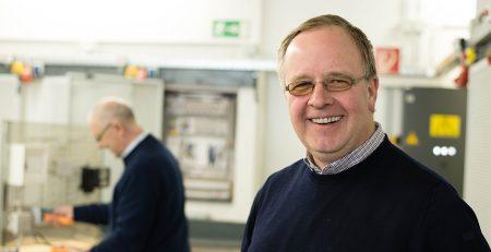 Elektroinstallateurmeister Karl-Josef Wolters
