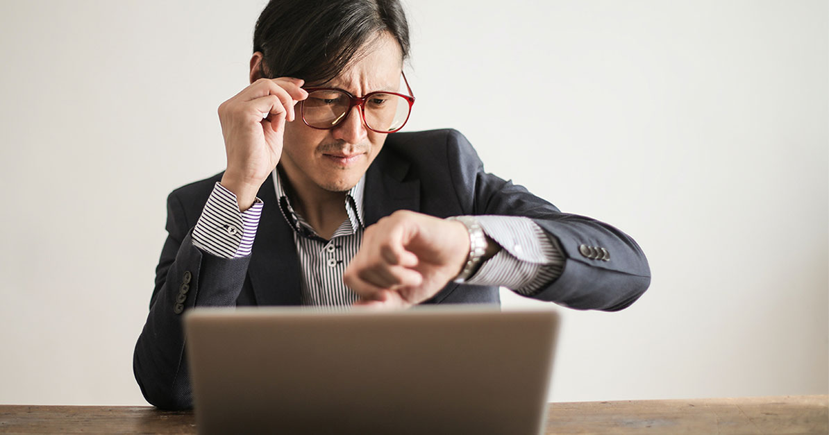 Überstunden im Arbeitsalltag